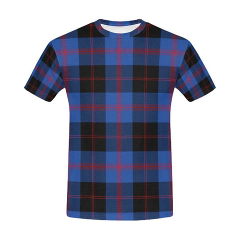 Tartan T-shirt - Angus Modern| Tartan Clothing | Over 500 Tartans and 300 Clans