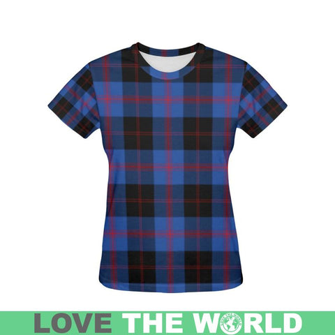 Image of Tartan T-shirt - Angus Modern| Tartan Clothing | Over 500 Tartans and 300 Clans