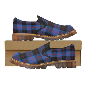 Tartan Martin Loafer - Angus Modern | Over 500 Tartans