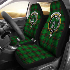 ANSTRUTHER CLAN BADGES TARTAN CAR SEAT COVERS K7