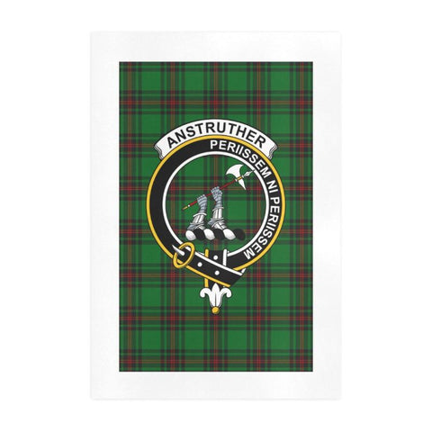 Anstruther Clan Tartan Art Print F1 One Size / 19í_í‡X28í_í‡ Prints