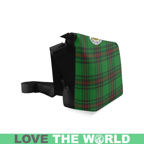 Anstruther Tartan Clan Badge Crossbody Bag C20 Bags