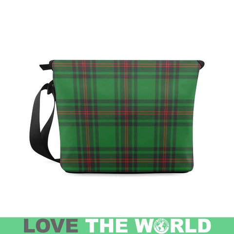 Image of Anstruther Tartan Clan Badge Crossbody Bag C20 Bags