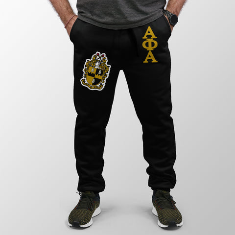 Image of Alpha Phi Alphla Establish 1906 Jogger (Women's/Men's) A27