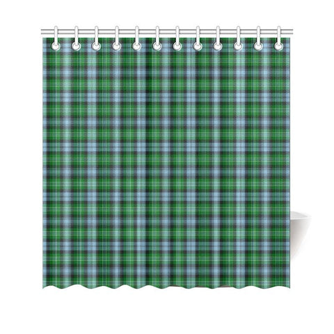 Tartan Shower Curtain - Arbuthnot Ancient | Bathroom Products | Over 500 Tartans