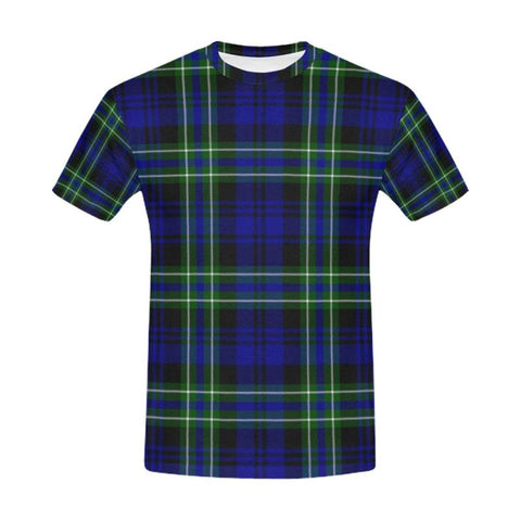Image of Tartan T-shirt - Arbuthnot Modern| Tartan Clothing | Over 500 Tartans and 300 Clans