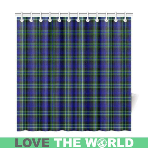 Image of Tartan Shower Curtain - Arbuthnot Modern | Bathroom Products | Over 500 Tartans