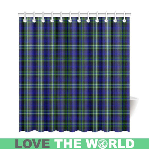 Tartan Shower Curtain - Arbuthnot Modern | Bathroom Products | Over 500 Tartans