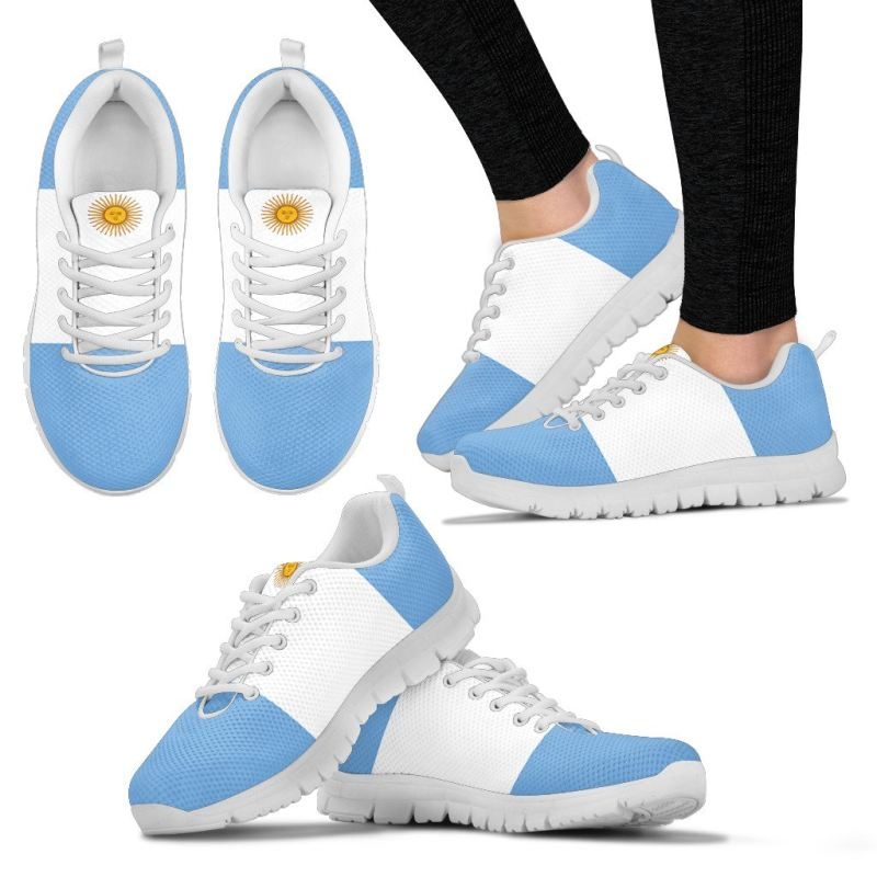 Argentina Sneakers 28 Womens Sneakers - White Argentina / Us5 (Eu35)