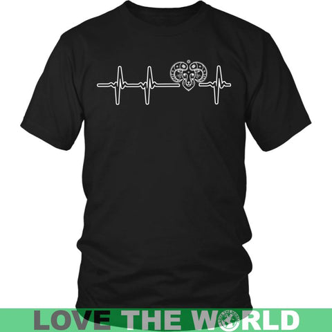 Image of Aries Heartbeat G1 T-Shirts
