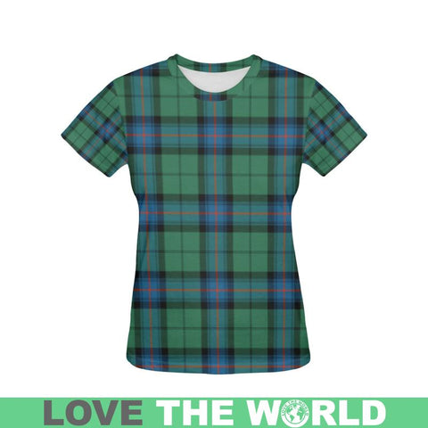 Tartan T-shirt - Armstrong Ancient| Tartan Clothing | Over 500 Tartans and 300 Clans