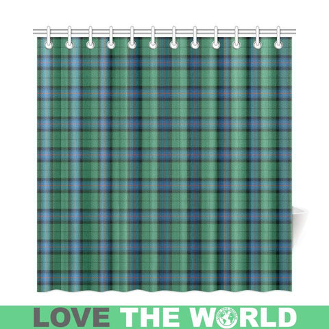 Tartan Shower Curtain - Armstrong Ancient | Bathroom Products | Over 500 Tartans