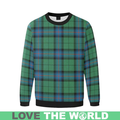 Image of Armstrong Ancient Tartan Sweatshirt Nn5
