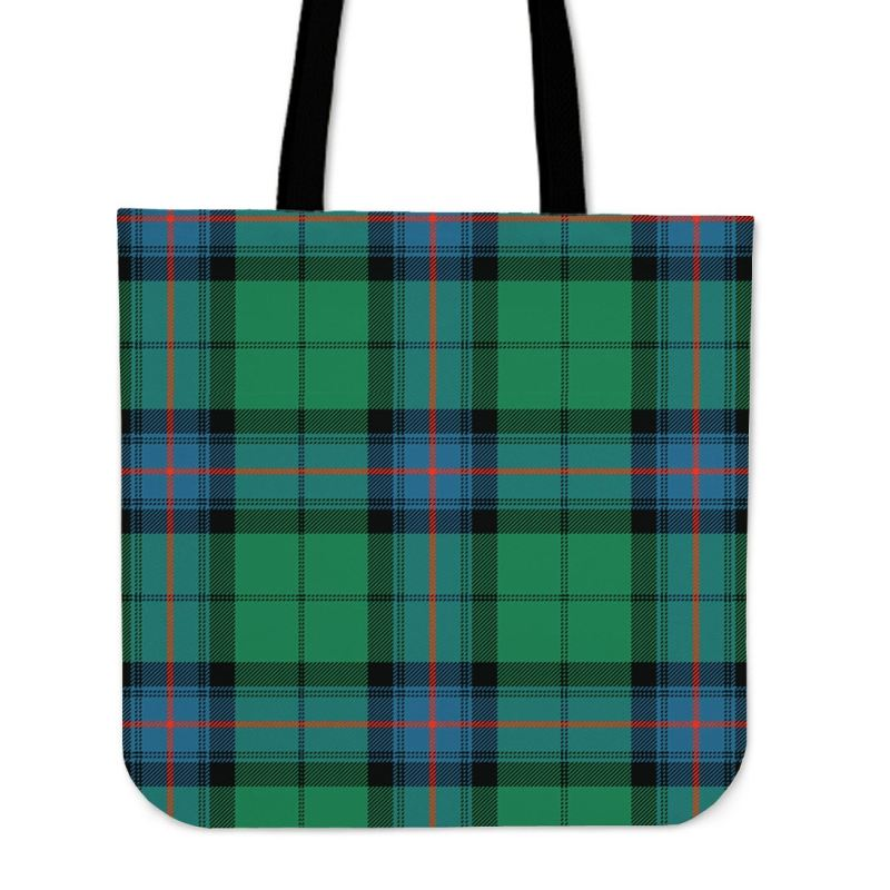 Armstrong Ancient Tartan Tote Bags