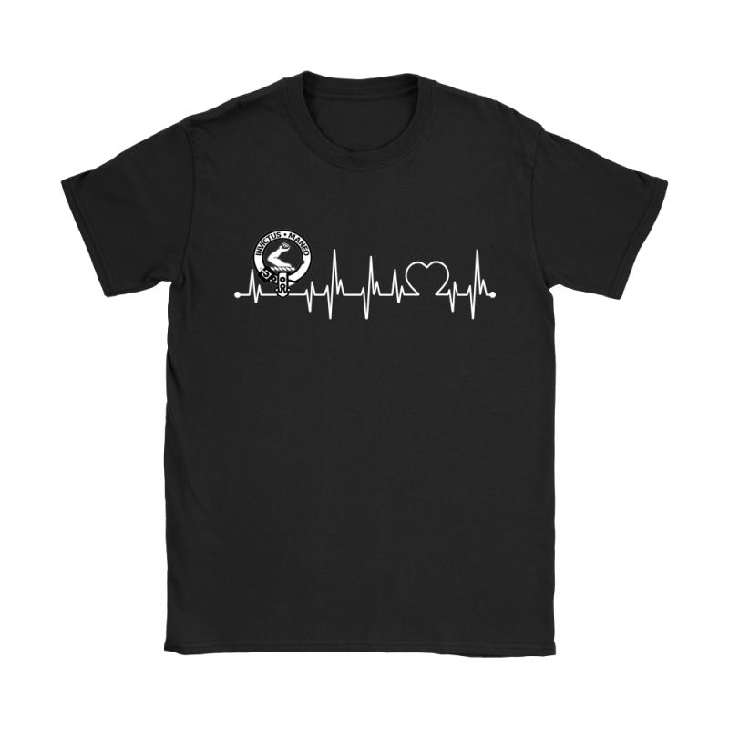 Armstrong In My Heartbeat N9 Gildan Womens T-Shirt / Black S T-Shirts