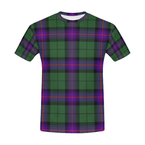 Image of Tartan T-shirt - Armstrong Modern| Tartan Clothing | Over 500 Tartans and 300 Clans