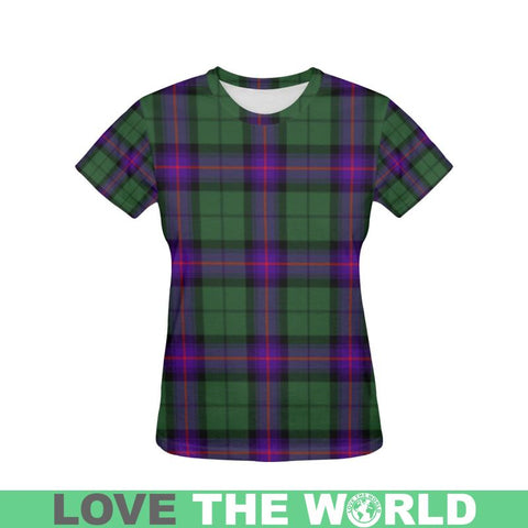 Tartan T-shirt - Armstrong Modern| Tartan Clothing | Over 500 Tartans and 300 Clans
