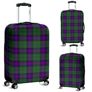 Armstrong Modern Tartan Luggage Cover Hj4 Covers