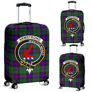 Armstrong Tartan Clan Badge Luggage Cover Hj4 Covers