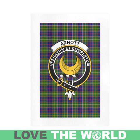 Image of Arnott Clan Tartan Art Print F1 One Size / 19í_í‡X28í_í‡ Prints