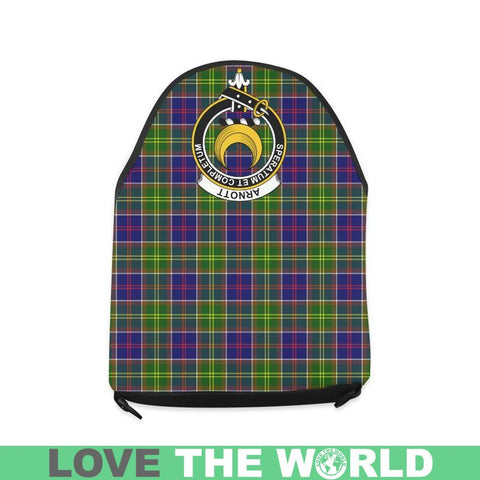 Image of Arnott Tartan Clan Badge Crossbody Bag C20 Bags