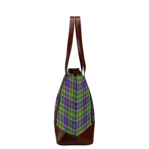 Arnott Tartan Clan Badge Tote Handbag Hj4 Handbags
