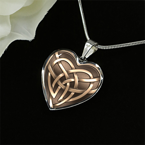 Celtic love knot jewelry K5