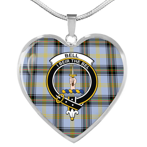 Image of Bell of the Borders Tartan Jewelry
