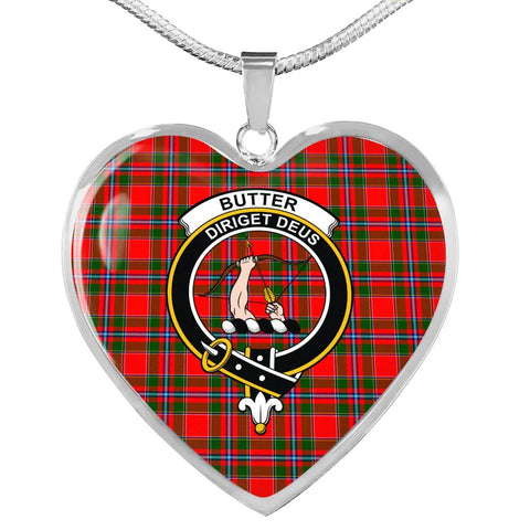 Image of Butter  Tartan Jewelry