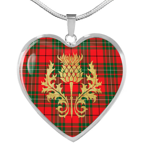 Image of Tartan Necklace
