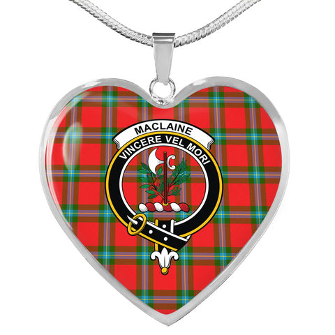 MacLaine of Loch Buie Tartan Necklace