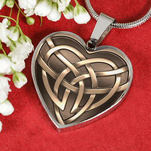 Celtic love knot jewelry - celtics, celtic love knot, celtic knot, jewelry, bracelet, necklace, gold bracelet, gold necklace, celtic jewelry, accessories, online shopping