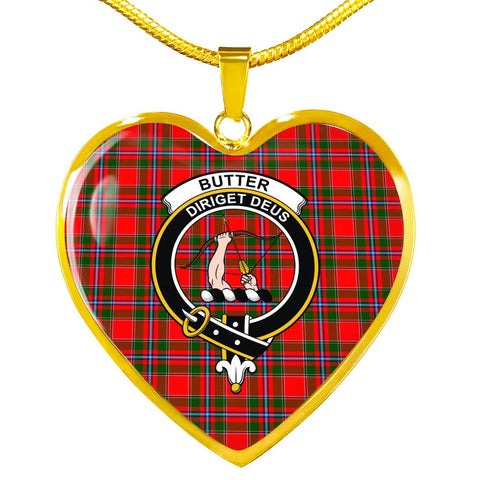 Image of Scottish Tartan Necklace