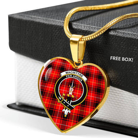 Image of MacIntyre Modern Tartan Necklace