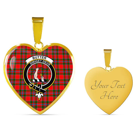 Image of Clan Tartan Necklace