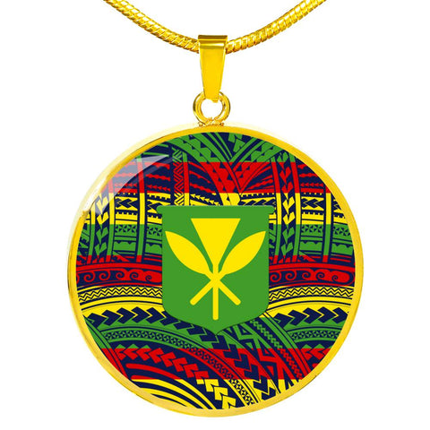 Image of Polynesian Kanaka Maoli Necklace | Polynesian Necklace | Online Shopping