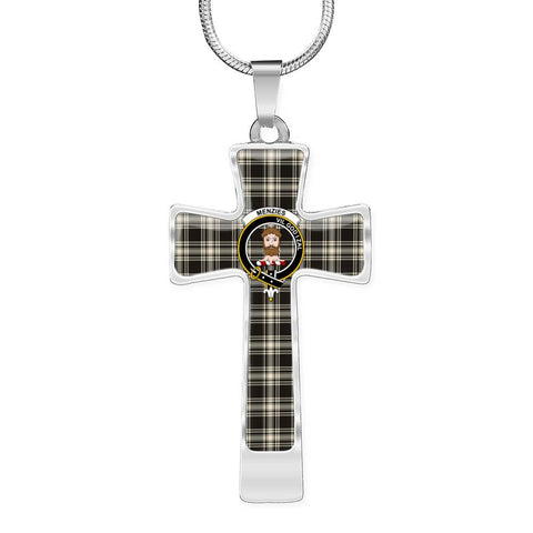 Image of Menzies Tartan Jewelry - Cross Necklace |Accessories| Love The World