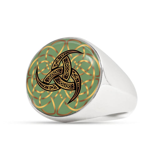 Knot Celtic Crest Ring, Knot Celtic Ring, knot ring, celtic ring, knot celtic, celtic