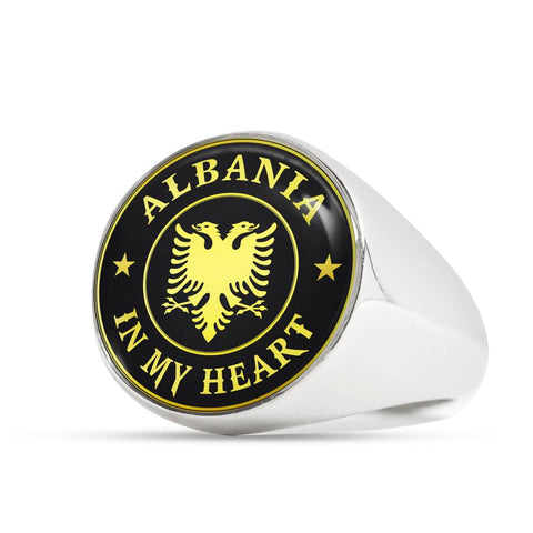 Image of Albania Ring | Men & Women | Jewelries