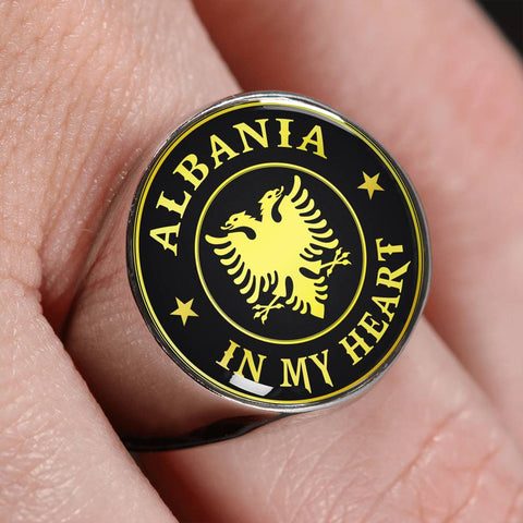 Albania Ring | Men & Women | Jewelries