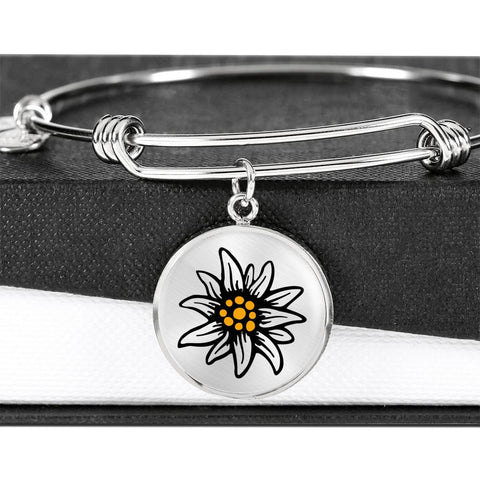 Image of Austria - Edelweiss Bangle H4