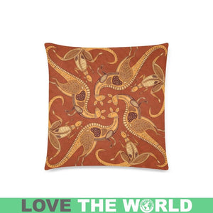 Australia Aboriginal Australia 24 Pillow Cover H4