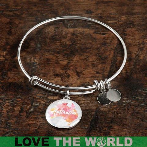 Image of Australia Bangle L1 Bangles