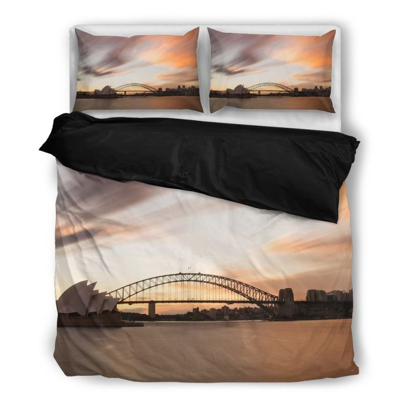 Australia Harbour Bridge - Bedding Sets A9