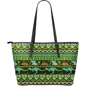 Australia Large Leather Tote Bag 01 Totes