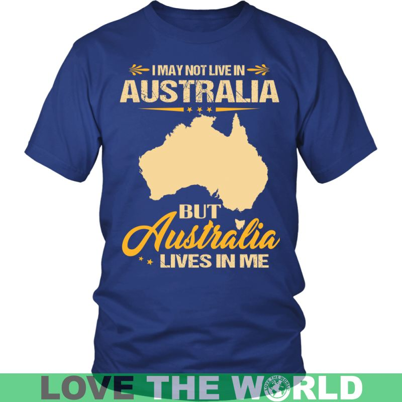 Australia Lives In Me 28 Gildan Womens T-Shirt / Black S T-Shirts