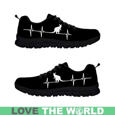 Australia ( Mens / Womens) Sneakers A7 Womens Sneakers - Black Womens 01 Us5 (Eu35)