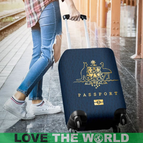 Australia Passport Luggage Cover - Bn Covers