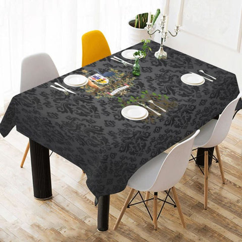 Australia Root Coat Of Arms Tablecloth W8 Tablecloths