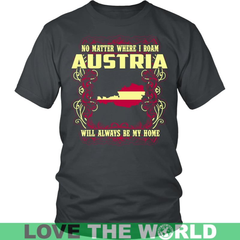 Austria Will Always Be My Home ( Han ) Gildan Womens T-Shirt / Black S T-Shirts